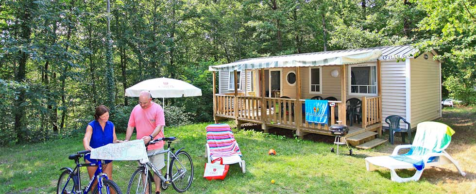 location mobil home tours