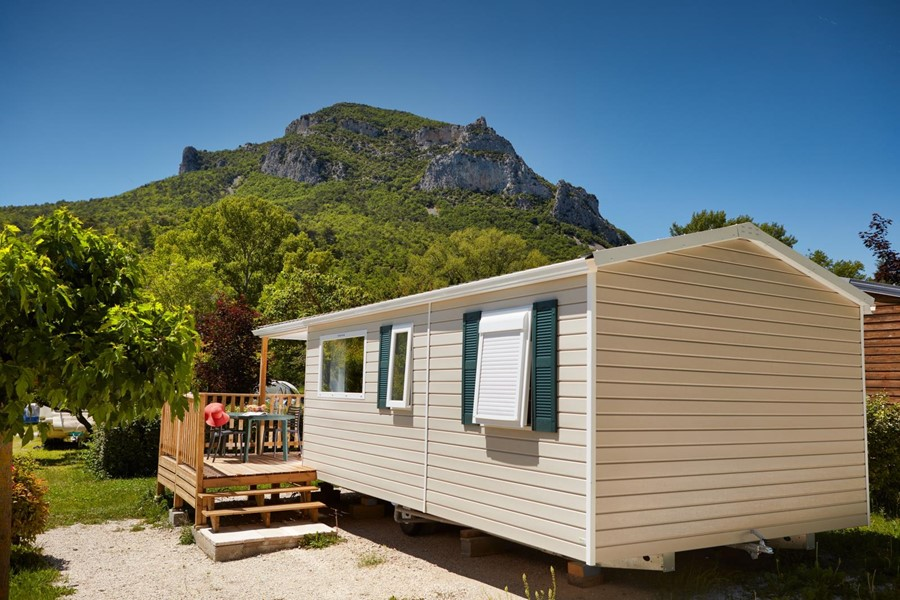 location mobil-home Gorges du Verdon