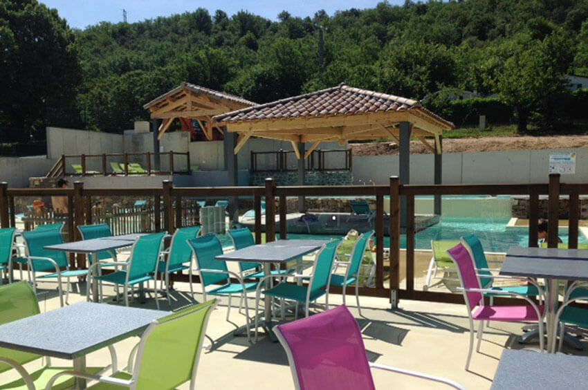 location mobil home Ardèche